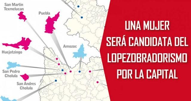 MORENA aún sin perfiles para municipios