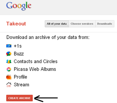 Google-takeout-download-an-archive-of-your-data-from_%252B1-buzz-contacts-cirlces-picasa-web-albums-google-profile-google-stream
