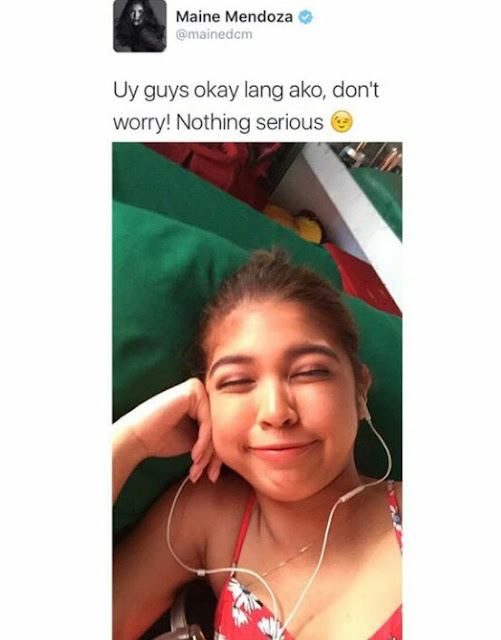 Maine Mendoza left the set of Eat Bulaga and was rushed to the hospital! WHY? Find out here!
