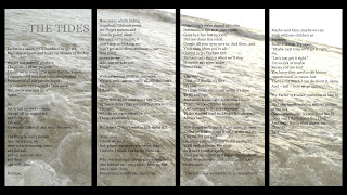The Tides picture poem