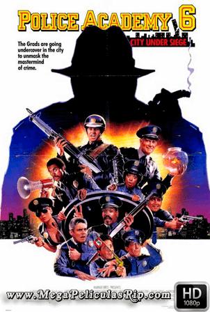 Locademia De Policia 6 [1080p] [Latino-Ingles] [MEGA]