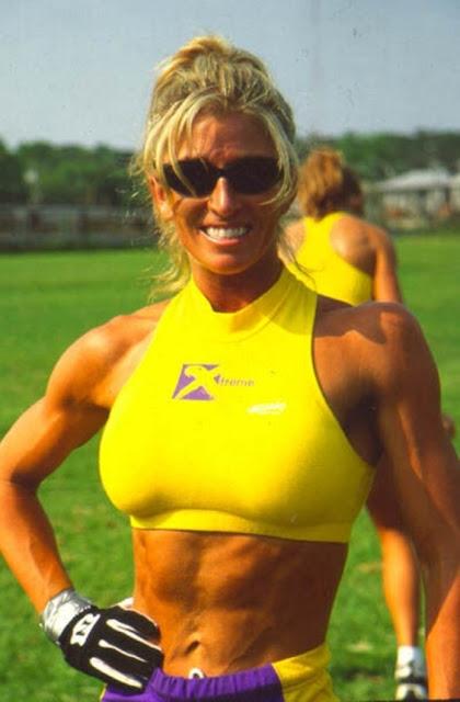 Fitness Competitor - Kim Hartt