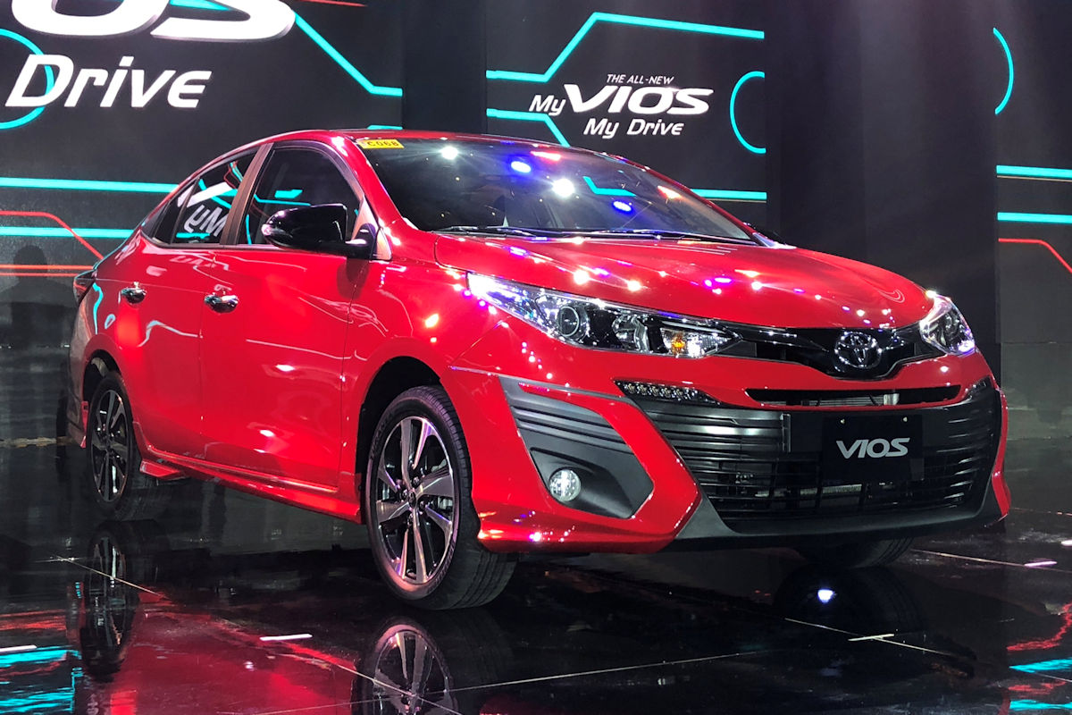 2018 Toyota Vios in Facts & Figures | Philippine Car News ...