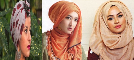 trend jilbab fashion terbaru
