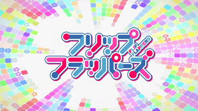 Flip Flappers Subtitle Indonesia [Batch]