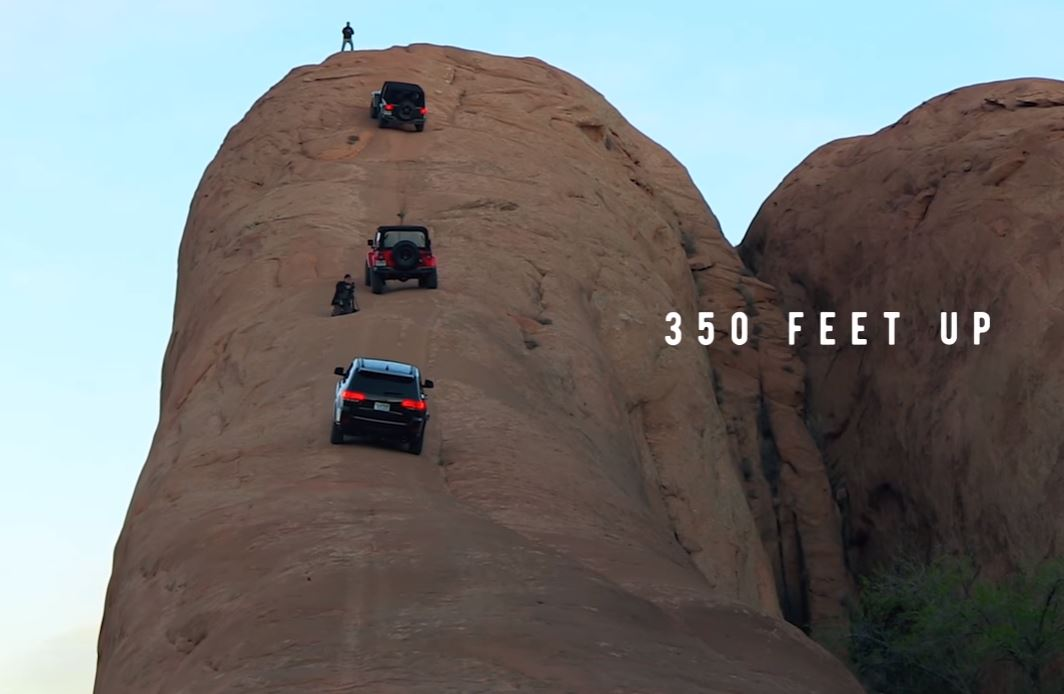 Just A Car Guy Lions Back Moab Utah Off Roading Adventure Trail - Moab utah car show
