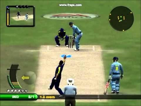 Download EA Sports Cricket 2007 Highly Compressed File