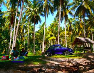 Pantai Klara Lampung