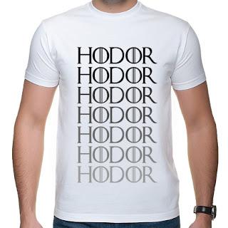 Koszulka Gra o tron Hodor