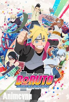 Boruto: Naruto Next Generations -  2017 Poster