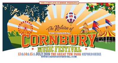 Alanis Morissette, Deacon Blue, UB40, Jimmy Cliff and more to join The Hairy Bikers at Cornbury Music Festival in July