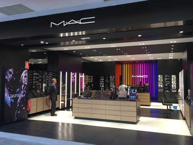 Loja MAC em Córdoba na Argentina