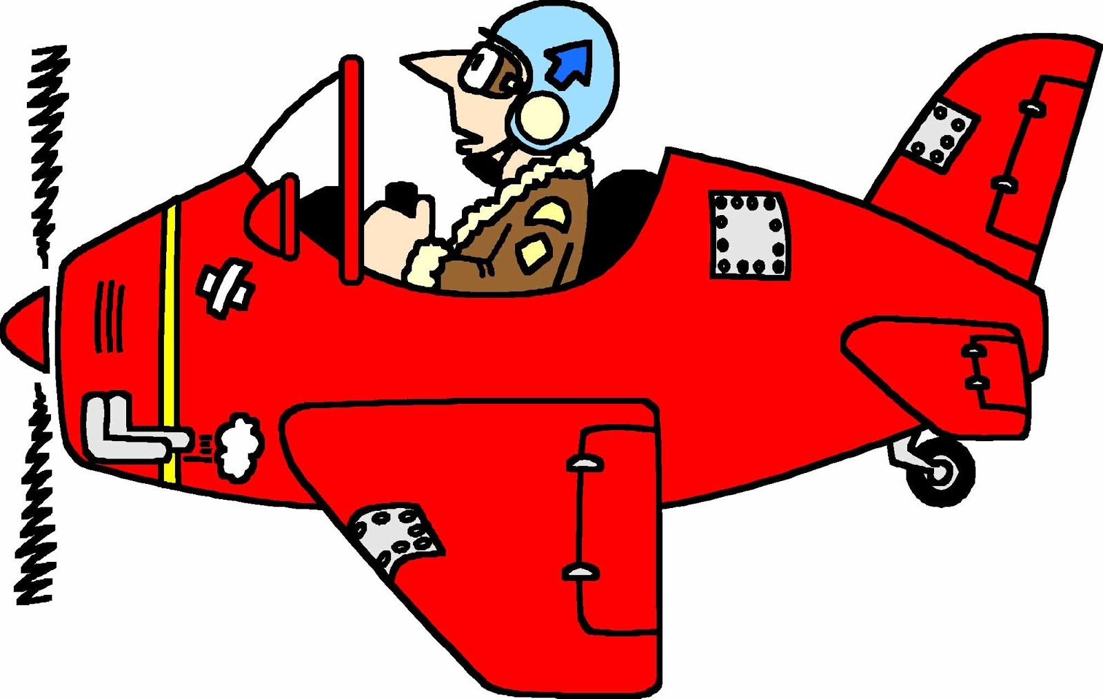 Airplane Clip Art Airplane Outline Kg Worksheets