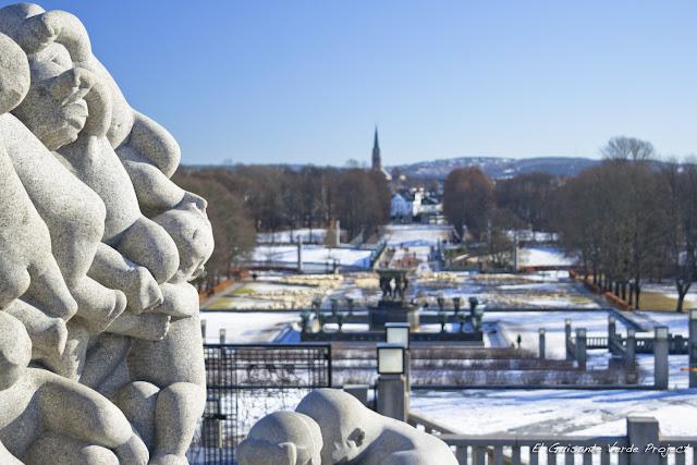 Vigeland Park - Oslo por El Guisante Verde Project