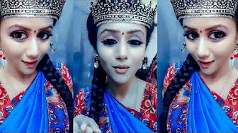 Dubsmash Queen Raja Rani Semba Tamil Dubsmash
