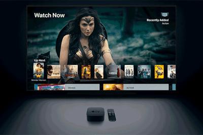 Apple TV se destaca por fazer o que o Chromecast não consegue