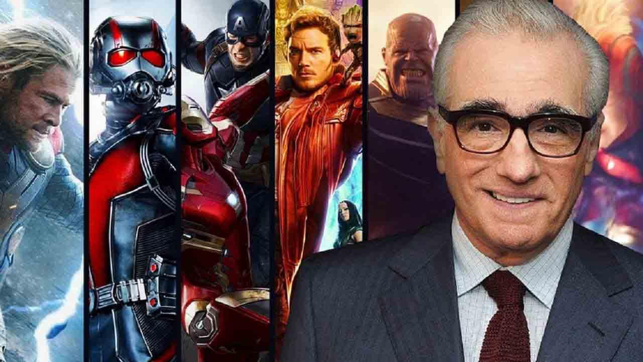 Filha de Martin Scorsese trolla o pai ao usar papel de presente da Marvel