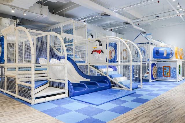 DreamWorld Indoor Playland,
