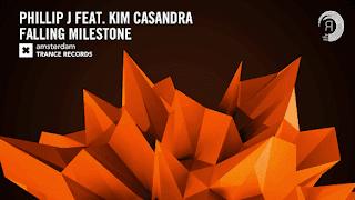 Lyrics Falling Milestone - Phillip J feat. Kim Casandra