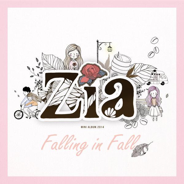 ZIA lanza Falling in Fall