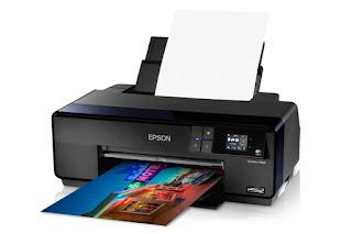 Epson SureColor P600 driver descargar