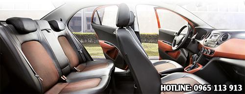 Hyundai Grand i10 sedan 2016 bản đủ giá bao nhiêu tại Hai Phong
