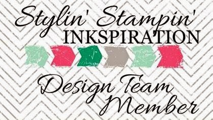 I design for Stylin' Stampin' Inkspiration