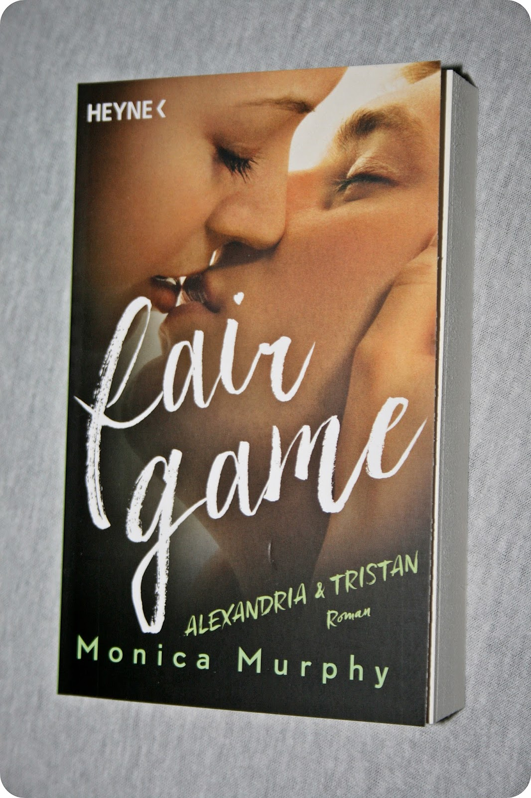 Kurzrezension Fair Game Alexandria Tristan Von Monica Murphy