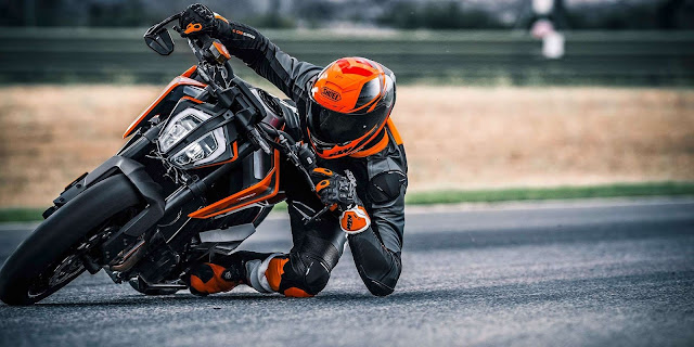 New 2019 KTM 790 Duke Bike