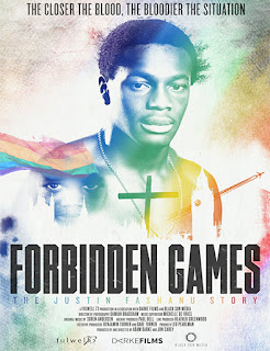 Forbidden Games: The Justin Fashanu Story (2017)