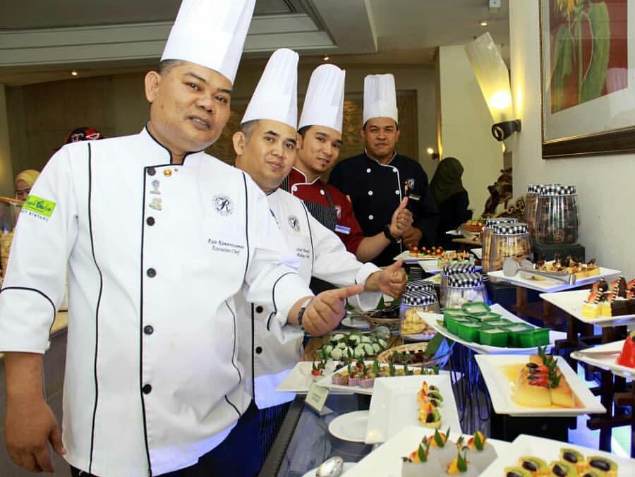 Buffet Aneka Selera Royale Chulan Bukit Bintang