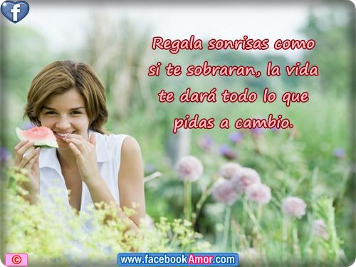Frases De Alegria Para Facebook: Mensajes De Alegrias Para Facebook Imagenes Con Frases De