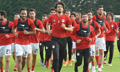 موعد مباراة مصر وسوازيلاند, تصفيات إفريقيا, القناة الناقلة,