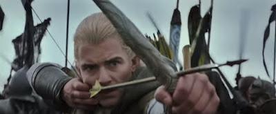 El Señor de los Anillos - El Retorno del Rey - Peter Jackson - Legolas - el fancine - AlvaroGP