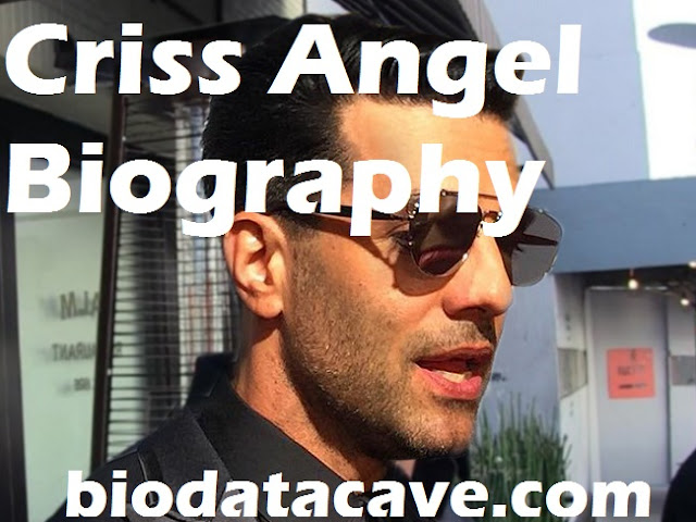 Criss Angel Biography