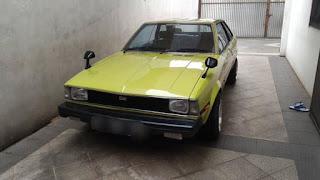 Dijual Corolla DX Tipe e70 liftback th 1982 - JAKARTA