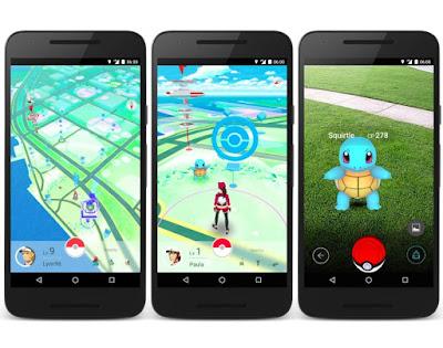 Aplikasi Permainan Pokemon Go Diharamkan, Anda Nak Main Apa?