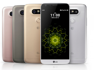 LG G5 Terbaru 2016 Spesifikasi dan Harga