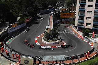 F1 (Formula 1) Grand Prix Monaco