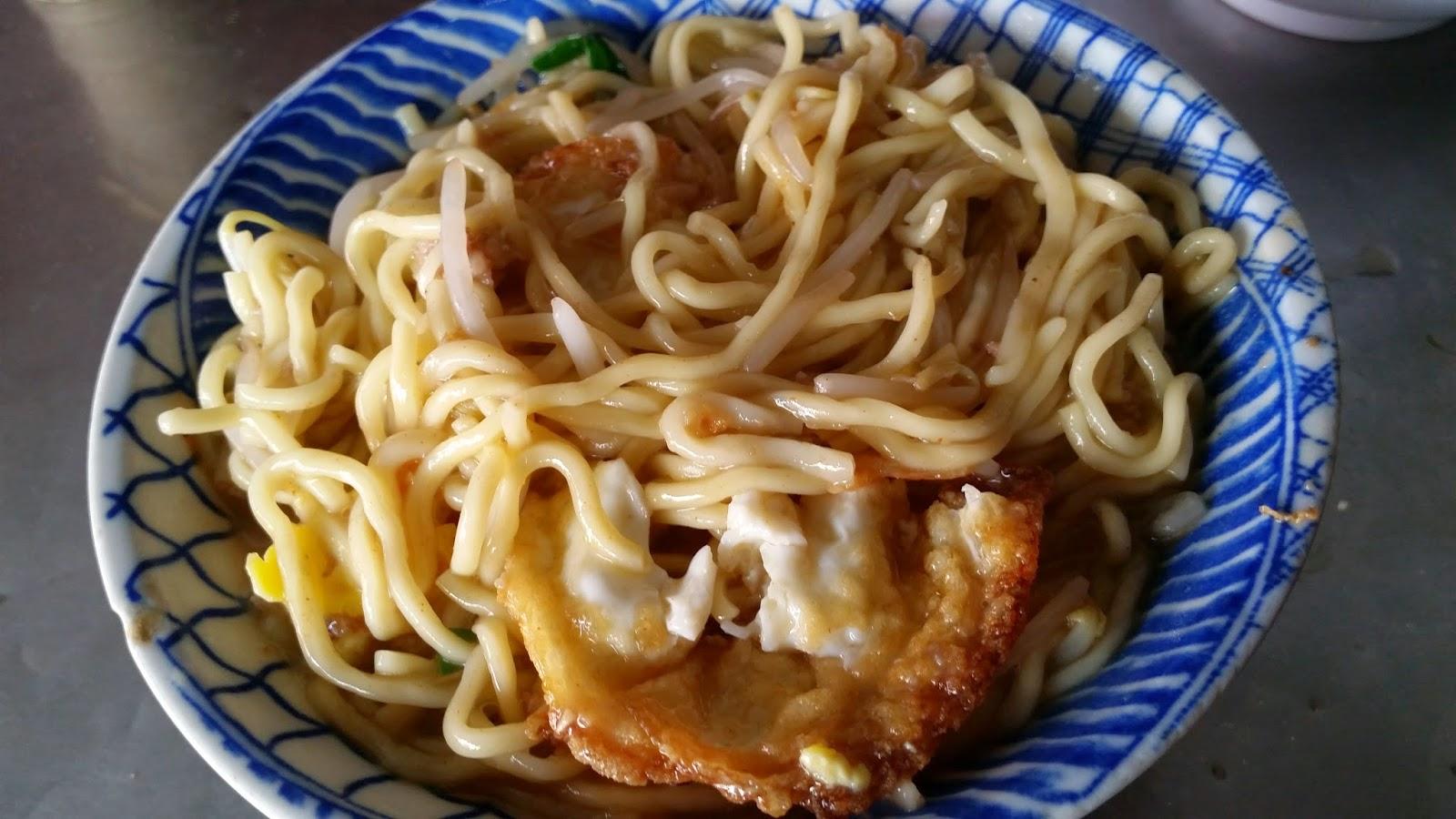 Gary Love Share (Gary 愛分享): 虎尾美食推薦: 古早味乾麵及菜頭粿