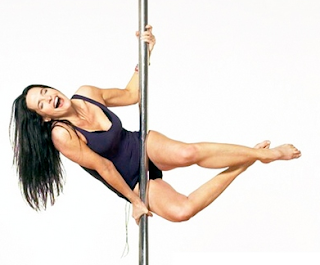 pole dancing sheila kelly