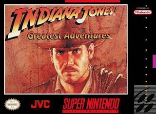 Indiana Jones Great Trilogy [ SNES ]