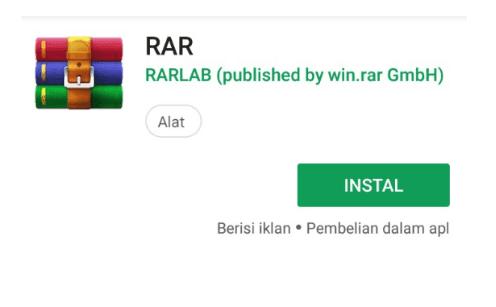 3 Tutorial Ekstrak File RAR Di Android (Gampang Dan 10+0% Work) 23