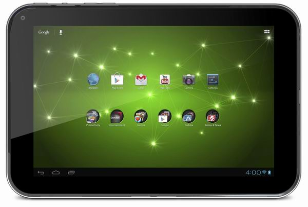 Toshiba Excite 7.7 AT275 Specifications, User Manual