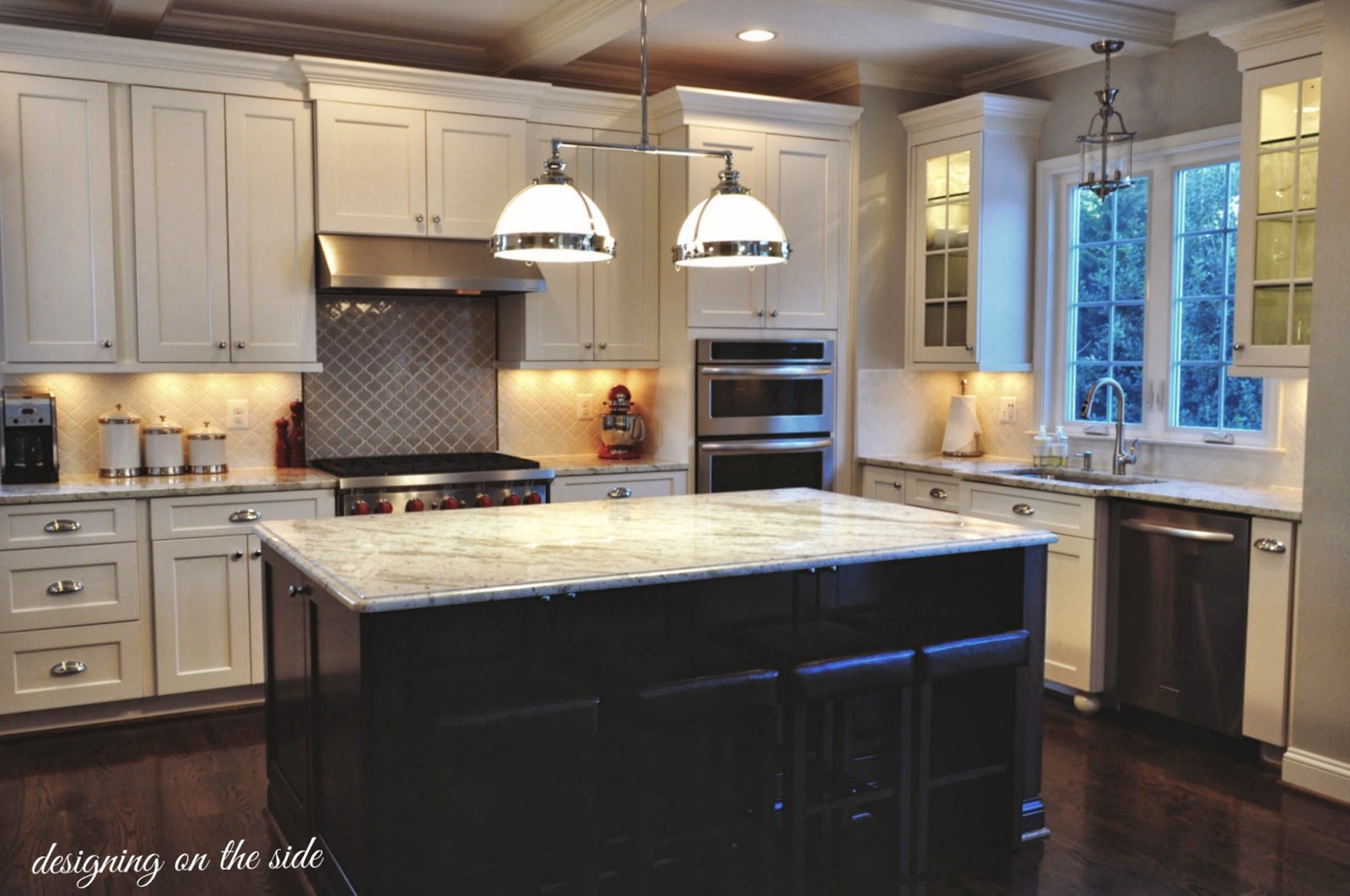 My Dream Kitchen Fashionandstylepolice: Designing On The Side: The Kitchen Of My Dreams….Literally