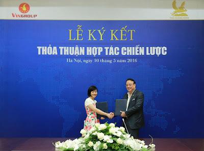 Vingroup và Tân Hoàng Minh hợp tác triển khai BĐS cao cấp