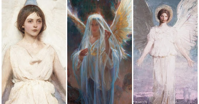 Выберите Ангела и получите свое послание!