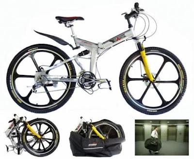 Cool Folding Bikes and Creative Folding Bike Designs (20) 12