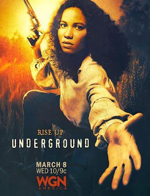 Underground Season 2 Poster 2
