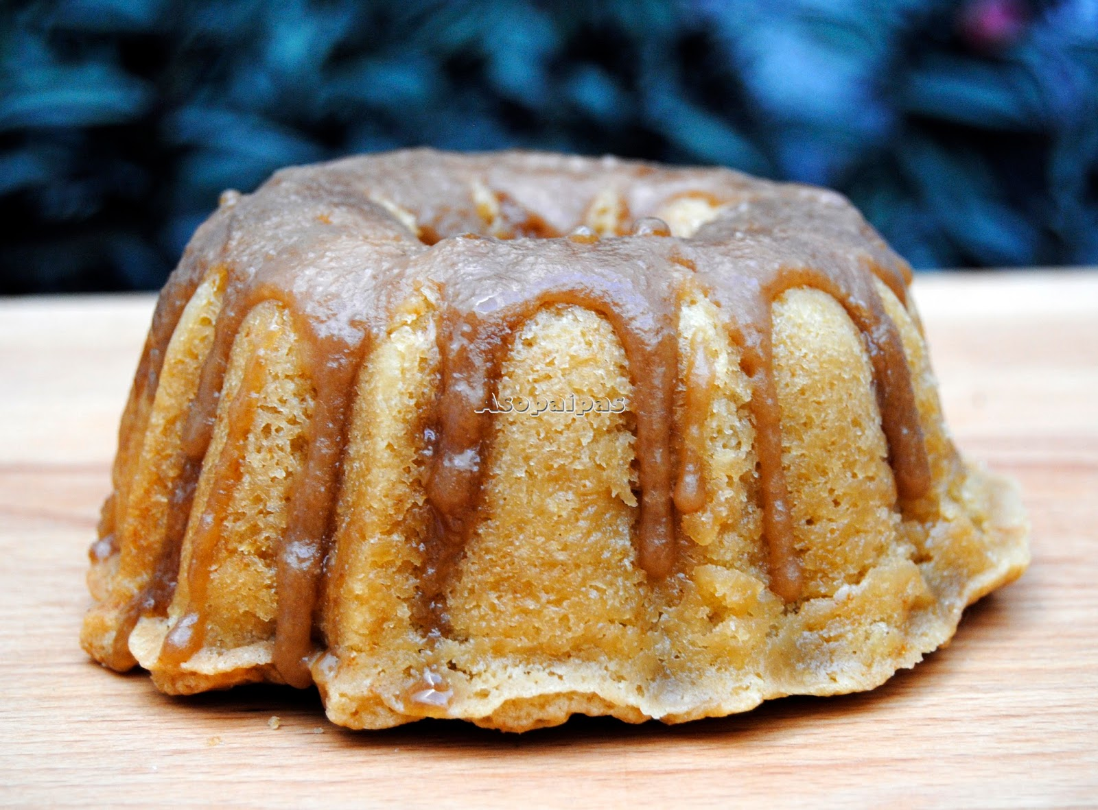 Bundt Cake de Azúcar Moreno (Brown Sugar Bundt Cake)
